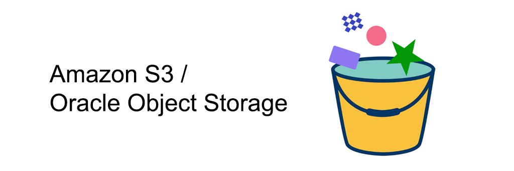 Oracle Object Storage -Backup